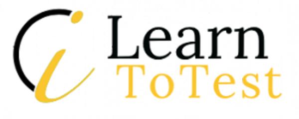iLearnToTest Logo