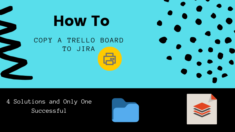 Copy a Trello Board to JIRA